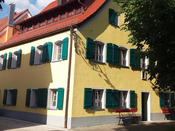 """Zu einem Schmuckstück gemausert hat sich die Gastwirtschaft """"Zur goldenen Sonne"""" in Allersberg."""
