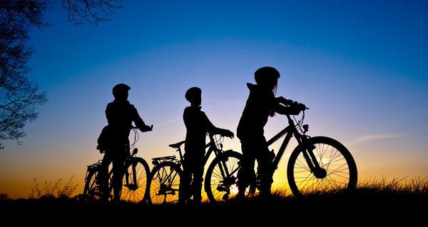 Wandern in Franken: Mit Kind und Rad durch die Region