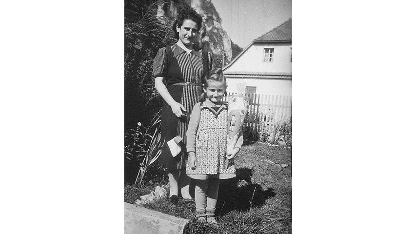 Amalie Klinger erlebte ihren großen Tag ohne den Vater:
