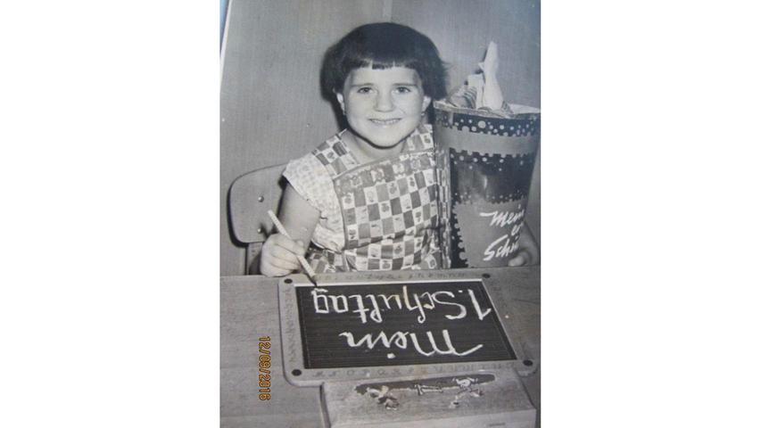 Acht Jahre später folgte ihm seine spätere Frau Marita Knöllinger, die 1962 ebenfalls in der Volksschule in Großhabersdorf ihre Schullaufbahn begann.