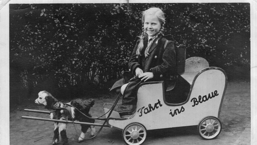Motiv: Einschulung 1951 - NN-Leserfoto von Ilse Smoczynski
