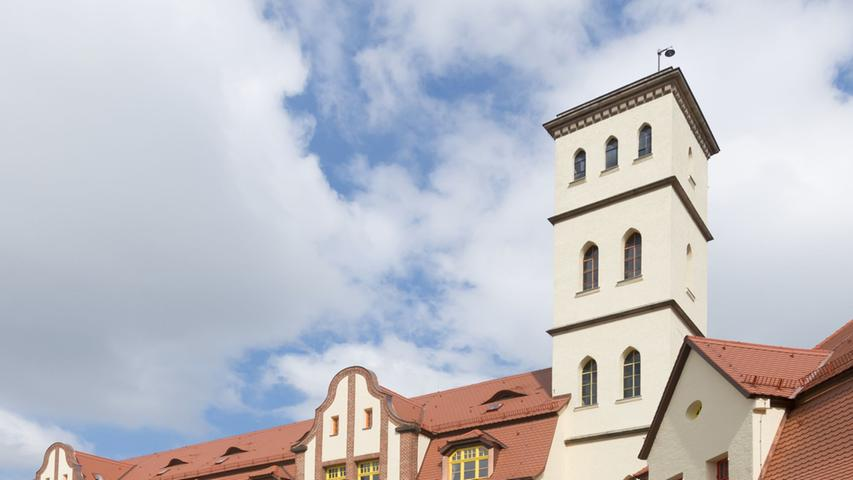 2016 hat das Unternehmen weltweit rund 7500 Beschäftigte, darunter 850 in Stein (Bild) und 225 im Werk Geroldsgrün bei Hof.
