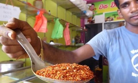 Auf der asiatischen Insel wächst alles, was man für ein gesundes Essen braucht.
