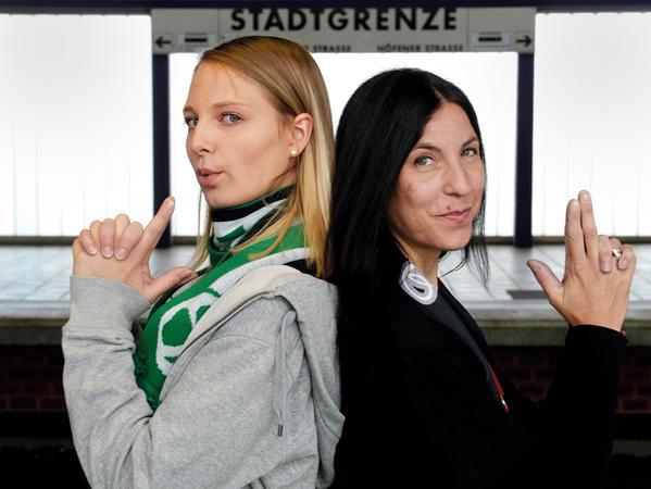 SamSon: Ela und Claudia