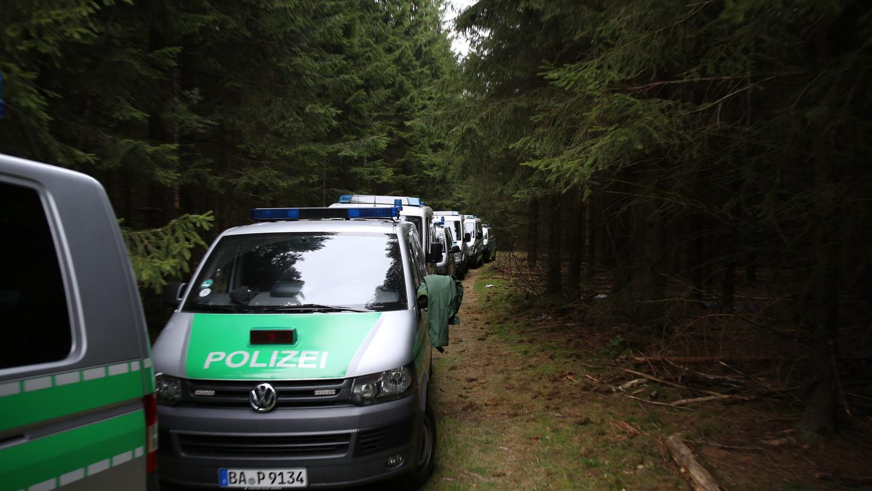 In einem Gebiet bei Wurzbach hatte ein Pilzsammler im Juli letzten Jahres die sterblichen Überreste der seit 2001 vermissten Peggy gefunden.