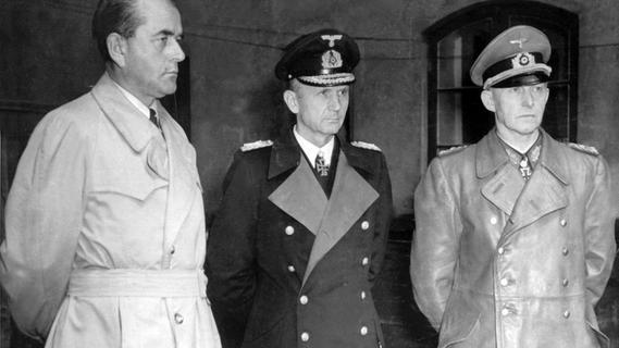 Nürnberger Prozesse: Das waren die zwölf Todesurteile