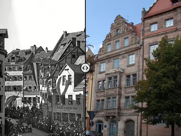 SamSon: Nürnberg früher und heute