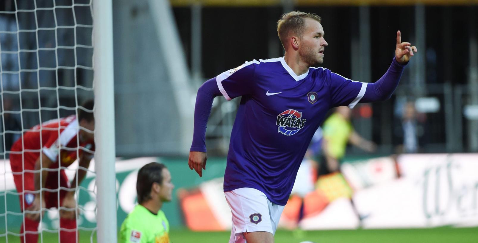 Zurück beim 1. FC Nürnberg: Pascal Köpke.