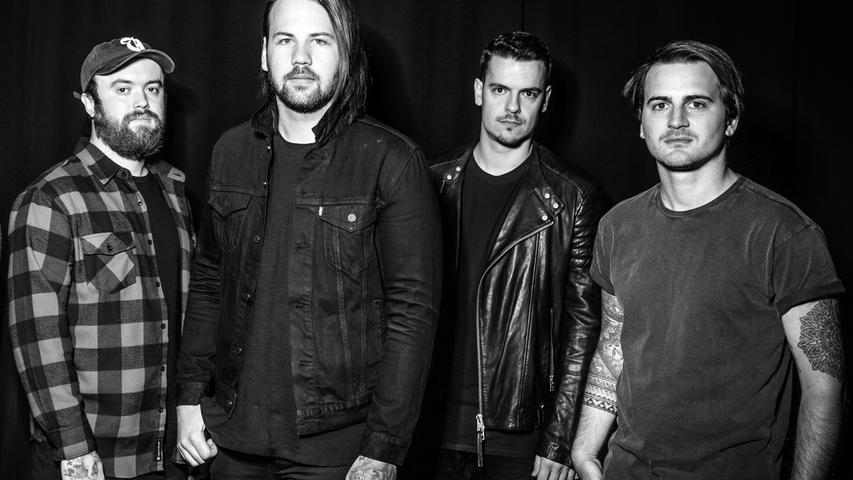 Noch eine Hardcore Band - dieses Mal aus Amerika. Beartooth sagen über sich, dass sie Musik zum Überleben schreiben.