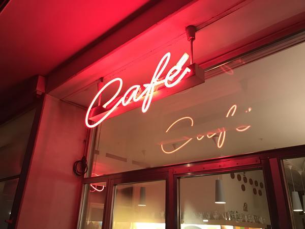 Cafe Tiergarten Berlin