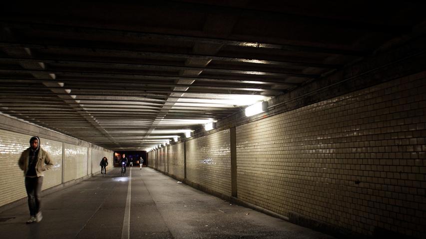 Angst in der Dunkelheit: Schaurige Plätze in Nürnberg