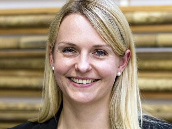 Beraten Firmen in Sachen Job Crafting: Wirtschaftswissenschaftlerin Sabrina Ulrich . . .