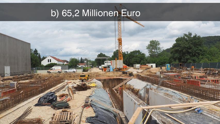 Im Juni haben die Bauarbeiten für den ersten Neubauabschnitt der Senefelder-Schule in Treuchtlingen offiziell begonnen.