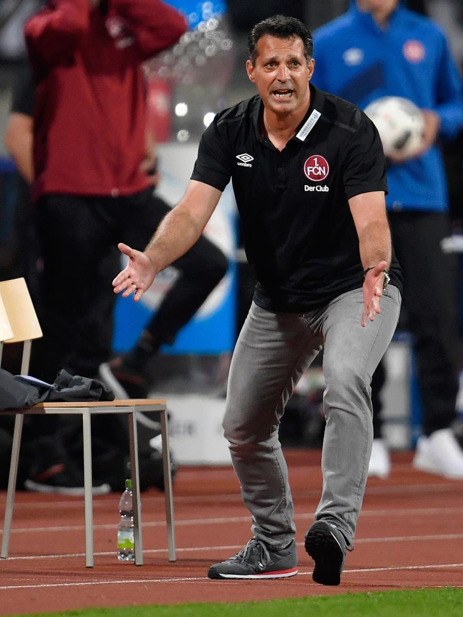 Das Spiel war der Beginn eines vorsichtigen Aufwärtstrends, danach machte sich die Elf von Trainer Alois Schwartz auf den Weg ins Mittelfeld der Zweitliga-Tabelle. Im Heimspiel gegen Union folgte der nächste Dreier: Möhwald und Teuchert schossen einen 2:0-Erfolg heraus.
