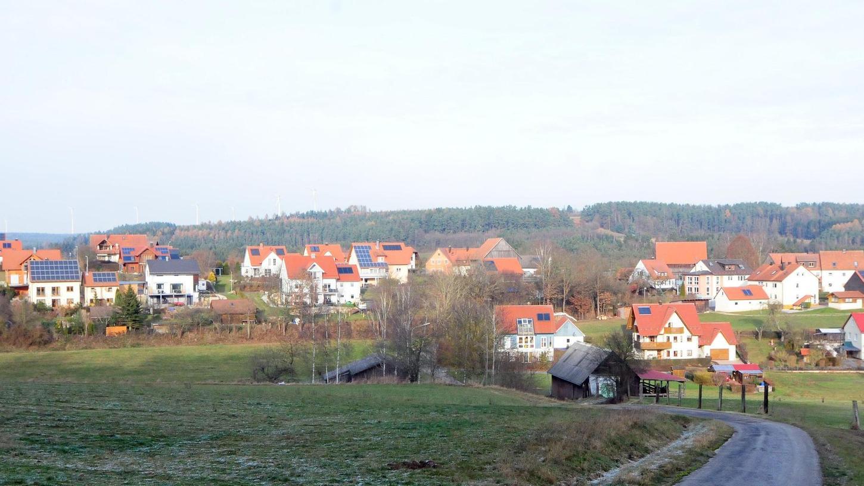 Eine Ringleitung von Bodendorf über Leups (Bild) bis Kaltenthal will die Juragruppe bauen.