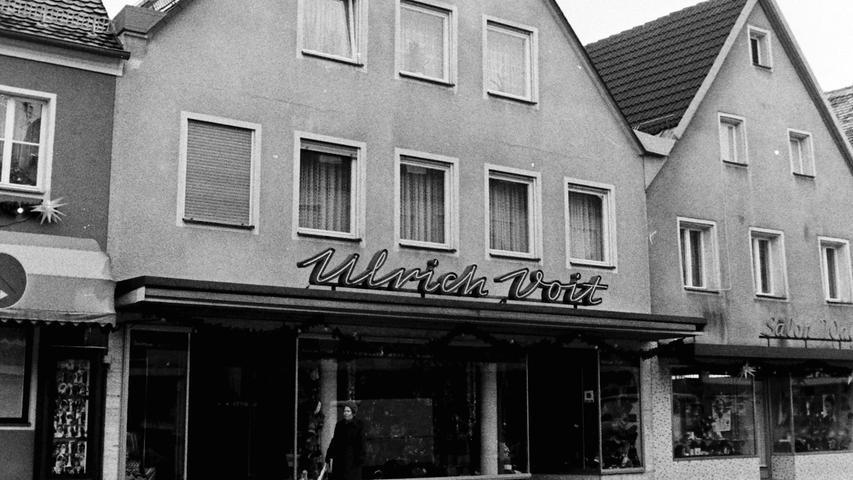 Das Hut-Geschäft Ulrich Voit ist eines der wenigen, das die Jahrzehnte überstanden hat.
