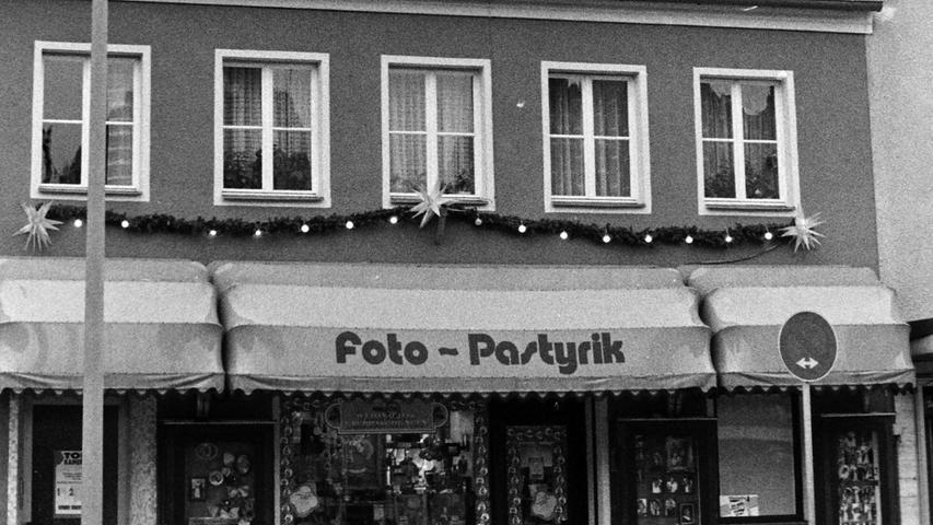 Das Fotogeschäft Pastyrik ist kürzlich vom Marktplatz in sein Stammhaus in der Schloßstraße umgezogen.