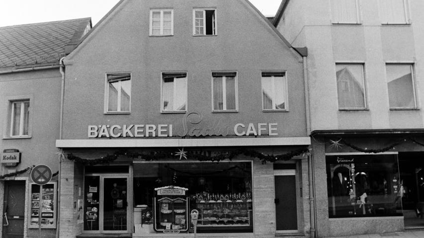 Die Bäckerei Sachs ist Geschichte: Auch die später dort beheimatete Bäckerei Herzog ist inzwischen geschlossen.