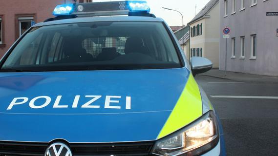 Höchstadt: Drei Autos kollidieren im Medbachkreisel