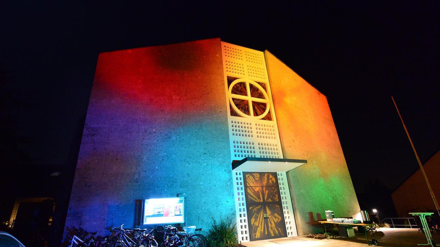 Die Kirche St. Kunigunde ist jedes Jahr Veranstaltungsort des Benefizkonzertes der Band