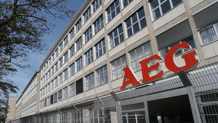 Die sollte eigentlich im Westen Nürnbergs liegen: auf dem ehemaligen AEG-Gelände. Der Umzug von mehr als der Hälfte der Lehrstühle von der Technischen Fakultät Erlangen nach Nürnberg war geplant, doch dann...