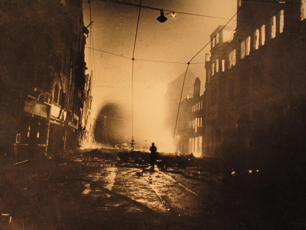 Bombenangriff 2. Januar Nürnberg