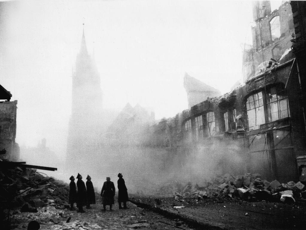 Bombennacht Nürnberg