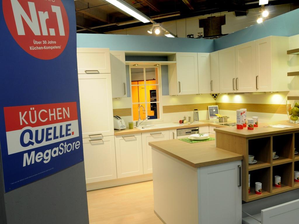 Neue Investoren: Frisches Kapital für die Küchen Quelle