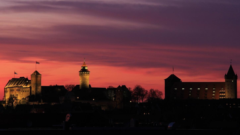 Sie ist das Aushängeschild Nürnbergs in der ganzen Welt: die Kaiserburg.