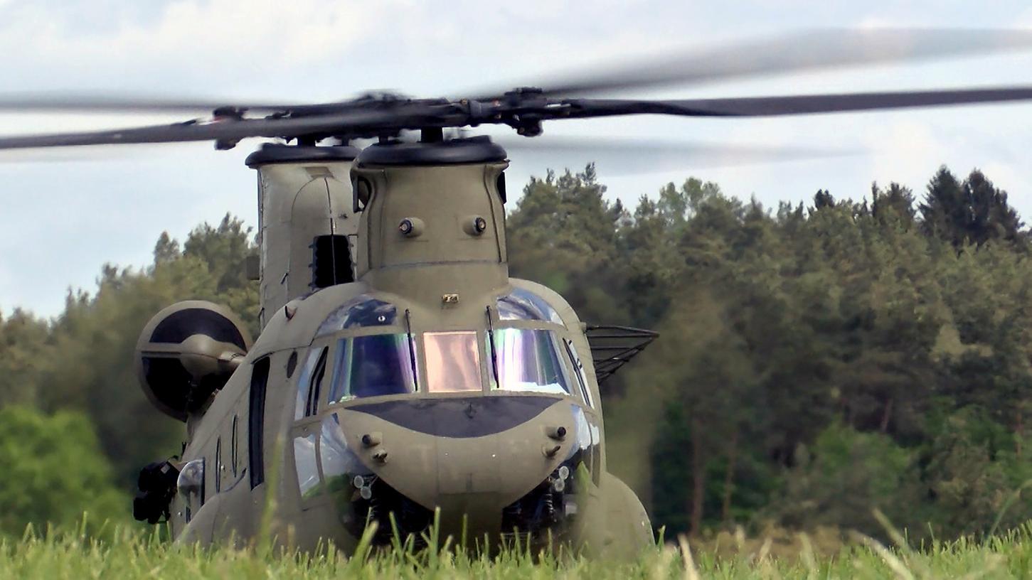 Die US-Armee verstärkt ihre Truppenpräsenz in der Region massiv - 73 neue Kampfhubschrauber der Rotationstruppen und 2000 Soldaten sollen ab März kommen.