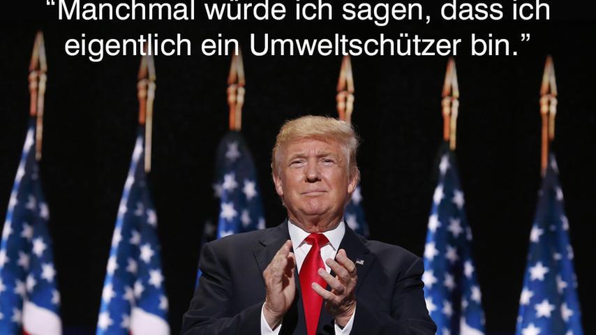 Hat Trump das wirklich gesagt? Raten Sie mit!