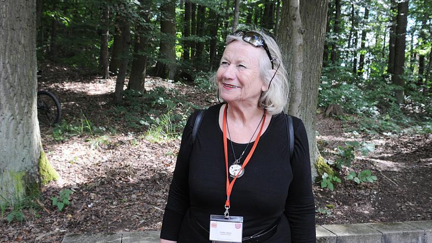 Wer jetzt Lust auf mehr bekommen hat: Die Stadt Forchheim bietet eigene Kellerwald-Führungen an. Informationen dazu gibt es in der Tourist Information. Führerin ist unter anderem Ulrike Baier: Sie ist Genussbotschafterin der Region Oberfranken und dienstälteste Gästeführerin der Stadt Forchheim - gewusst?