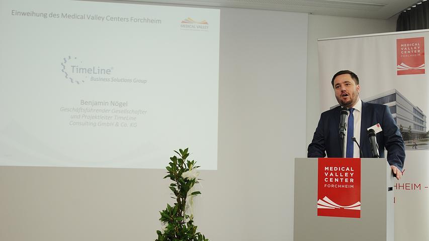 Benjamin Nögel ist Geschäftsführer der Timeline Consulting GmbH, einem Ableger der Timeline Business Solution Group, das Unternehmen berät. 15 Mitarbeiter sind derzeit tätig.