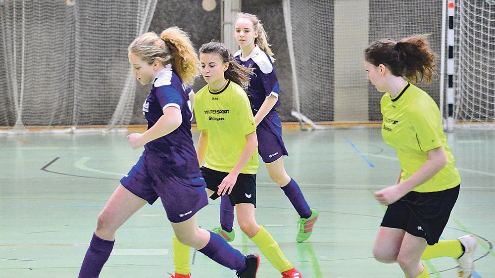 Die SG Fiegenstall setze sich gegen Teams wie den FV Dittenheim durch und unterlag erst im Finale dem Kreismeister FV Obereichstätt knapp mit 0:1 Toren.
