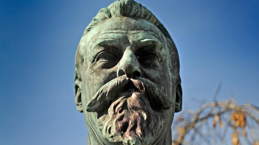 Unsere Leser sehen ihn ganz weit vorne: Sigmund Schuckert. Der Elektriker und Sohn eines Büttnermeisters hat die Schuckert-Werke gegründet. Der Nürnberger war einer der Pioniere der Industrialisierung seiner Heimatstadt.