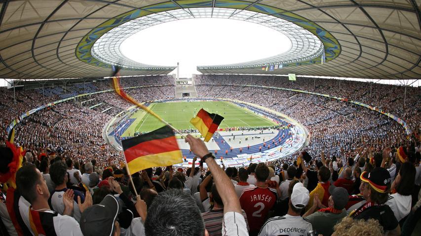 EM 2024: In diesen deutschen Stadien steigt das Tunier