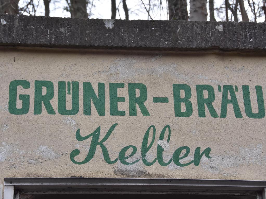 Foto: THOMAS SCHERER Abrechnung: Pauschale.Motiv: Grüner Bräu Keller unter dem Fürther Klinikum; Luftschutzraum; Luftschutzkeller..