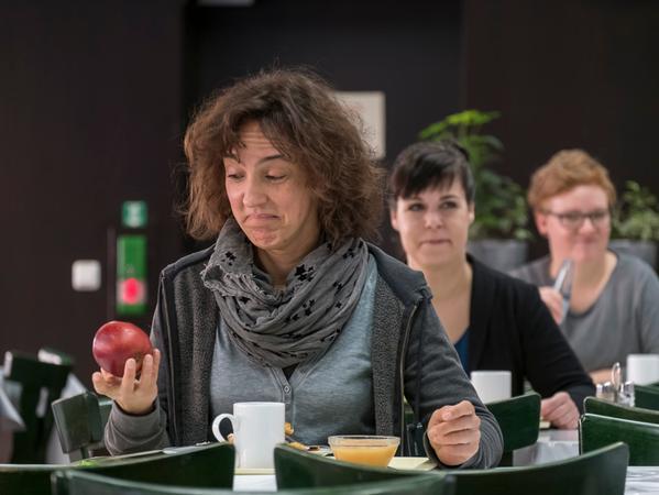 Kathrin Walther, Lisa Susu Hahn, Eva Sünderhauf