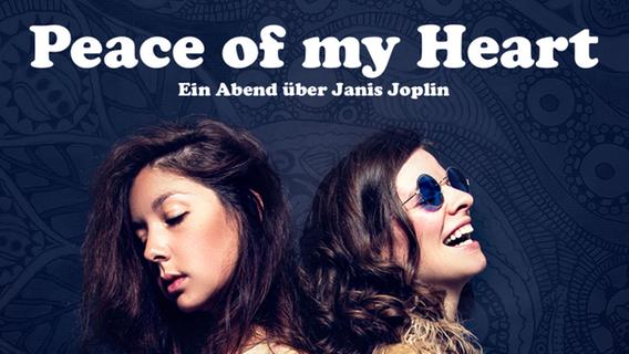 In der  Inszenierung von Nina Lorenz (Theater im Gärtnerviertel) nehmen Sybille Kreß und Elena Weber (l.) die Zuschauer mit auf eine Reise durch Joplins schräges Leben.