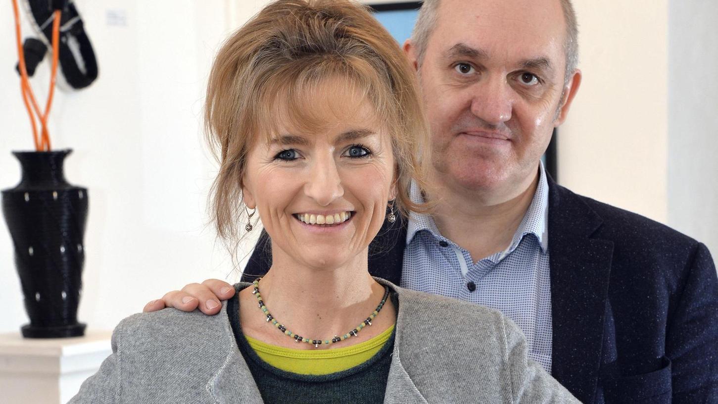 Lydia Schuster und ihr Mann Anton Atzenhofer.