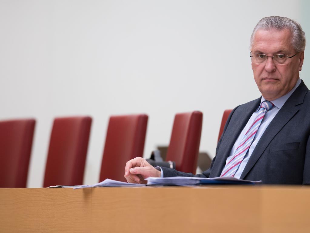 Fast zwei Drittel aller Straftaten würden aufgeklärt, erklärte Innenminister Joachim Herrmann (CSU) am Montag.