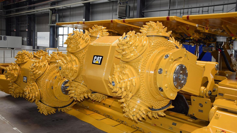 Caterpillar ist unter anderem bei der Herstellung von schweren Bergbaumaschinen weltweit dominierend. Aus Lupburg bekommt der Weltkonzern nun Knowhow für die additive Herstellung.