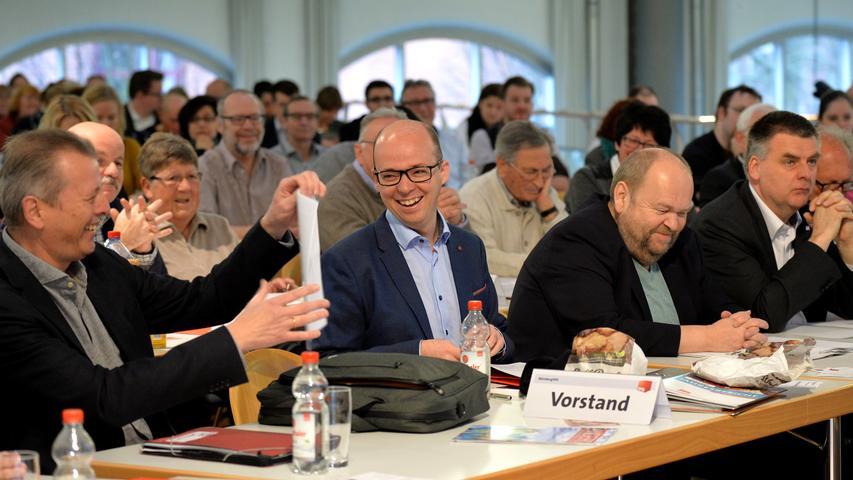 JHV: Nürnberger Sozialdemokraten tagen im Uhrenhaus