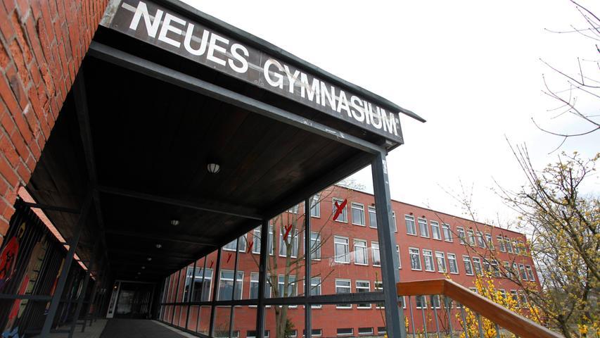Das Neue Gymnasium Nürnberg (NGN) ist ein staatliches humanistisches und sprachliches Gymnasium und wurde 1889 gegründet. Der 1959 bezogene Neubau liegt im Stadtteil Gleißhammer.  Zur Homepage des Neuen Gymnasiums Nürnberg. Mit dem