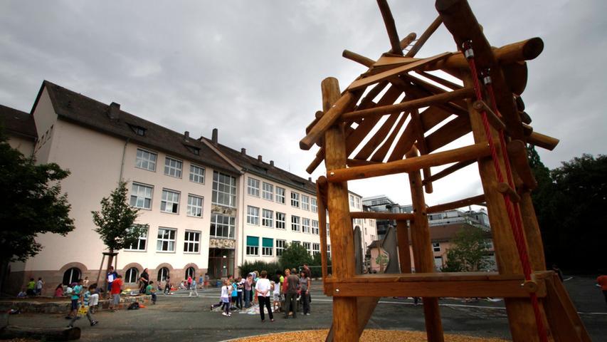Nürnbergs Grundschulen: Hier kommen die Kleinen groß raus