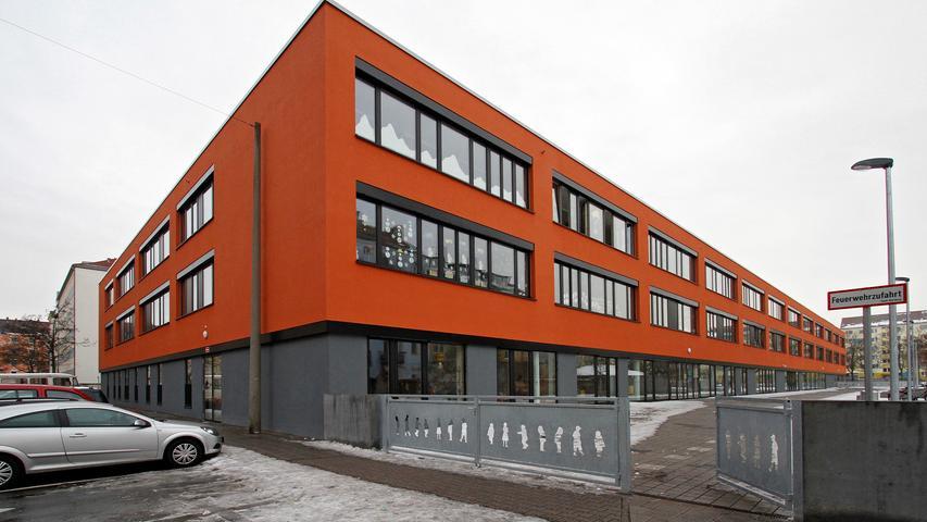 Die Kopernikusschule befindet sich am Maffaiplatz im Stadtteil Galgenhof.  Zur Homepage der Kopernikusschule.