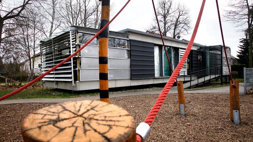 Die Grundschule in Kornburg wurde nach dem amerikanischen Menschenrechtler Martin Luther King benannt.  Hier finden Sie weitere Infos zur Martin-Luther-King-Schule.