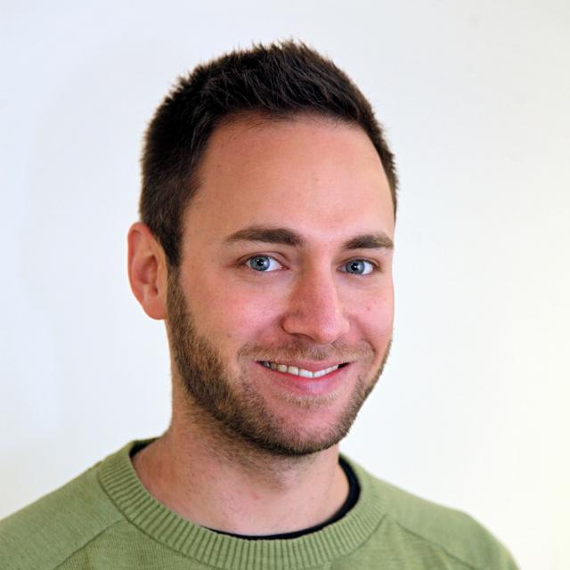 RESSORT: Lokales / Sonstiges..DATUM: 14.09.16..FOTO: Michael Matejka ..MOTIV: Mitarbeiterporträt / Mitarbeiterportrait: Philip Hauck..ANZAHL: 1 von 1..