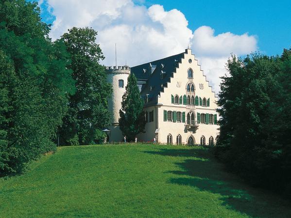 Schlosspark Rosenau bei Coburg