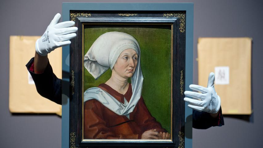Barbara Holper war die Mutter Albrecht Dürers. Er setzte ihr ein schönes Denkmal mit dem Porträt, das er 1489 von ihr machte und das das früheste (heute noch erhaltene) Gemälde Dürers ist. Es hängt im Germanischen Nationalmuseum..